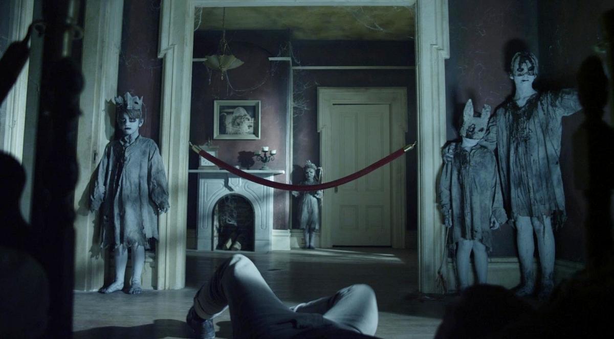 """Gdyby John Hughes wyreżyserował film o duchach... [""""The Axe Murders of Villisca"""", 2016]"""