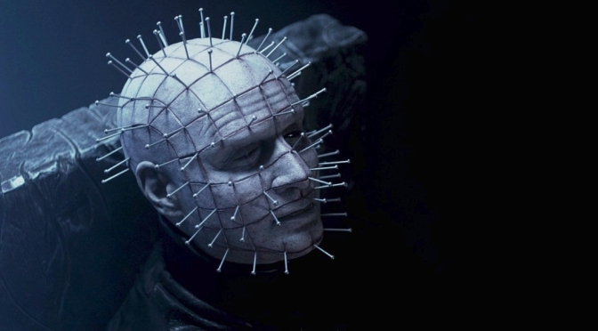"(Po)twór barkeropodobny. [""Hellraiser: Judgment"", 2018]"