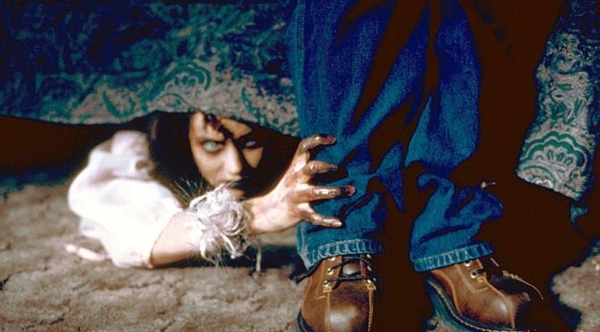 """Mary idzie na żery. [""""Ulice strachu: Krwawa Mary"""", 2005]"""